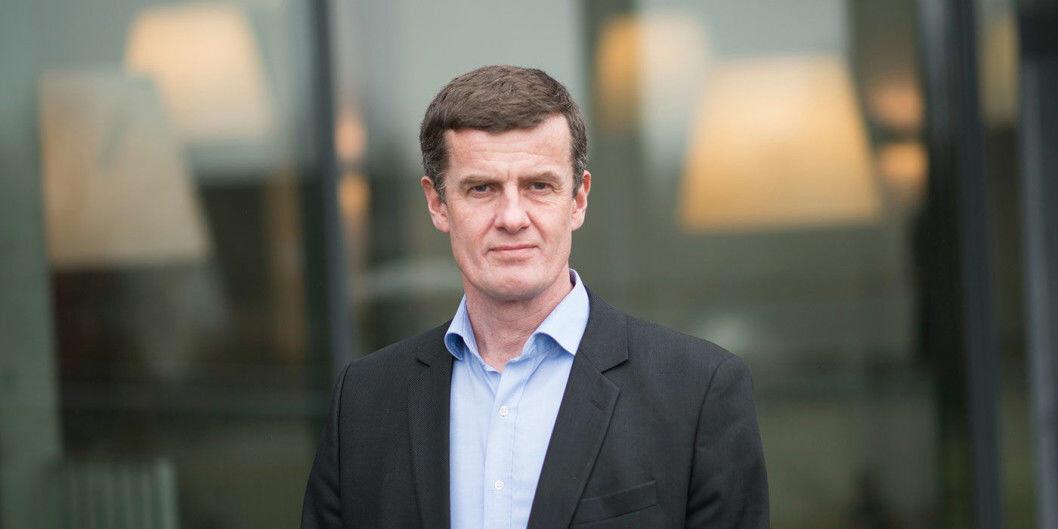 Klaus Mohn er ansatt som rektor ved Universitetet i Stavanger fra 1. august. Nå foreligger søkerlistene til de tre prorektor-jobbene i hans rektorat. Foto: UiS