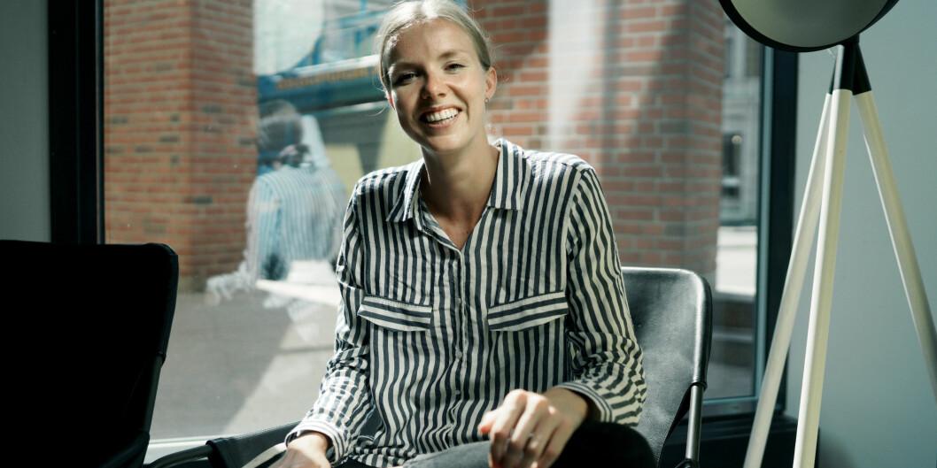 Lederkandidat til NSO, Susann Andora Biseth-Michelsen er fra Oslo, men vil bli hele landets nye studentleder, skriver hun i dette innlegget. Foto: Ketil Blom Haugstulen