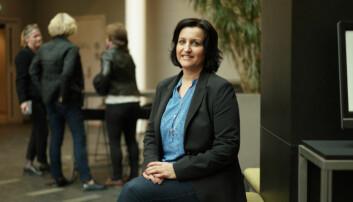 Marit Martinsen Dahle, hovedtillitsvalgt i NTL ved UiT. Foto: Ketil Blom Haugstulen