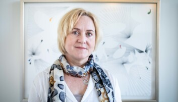 Utvalgsleder Helga Aune