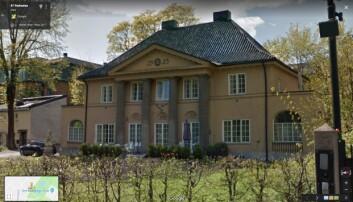 Astrologiskolen Herkules leier Druidenes hus i Oslo. Skjermdump: Google Maps