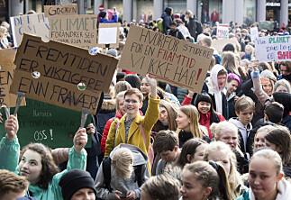 Kvotekjøp redder ikke klimaregnskapet