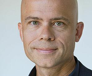 Lars -Petter Jelsness-Jørgensen, kst. rektor i Østfold. Foto: HiØ