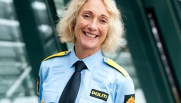 Nina Skarpenes, rektor ved Politihøgskolen. Foto: PHS