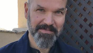Måns Wrange stiller som rektor på KunstHøgskolen i Oslo. Foto: KHIO