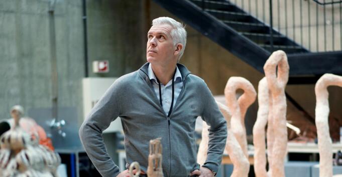 Mortensen har fått motkandidat som rektor på Kunsthøgskolen