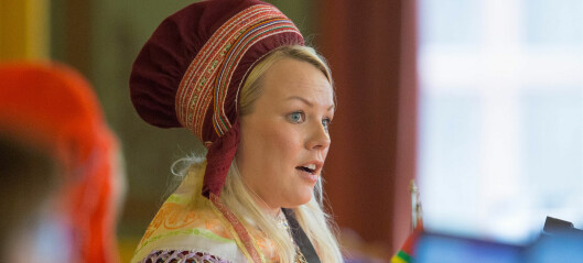 Vars stiller som rektor ved Samisk høgskole