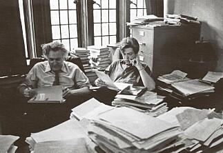Stein Rokkan var en av verdens fremste valgforskere. Selv stemte han aldri.