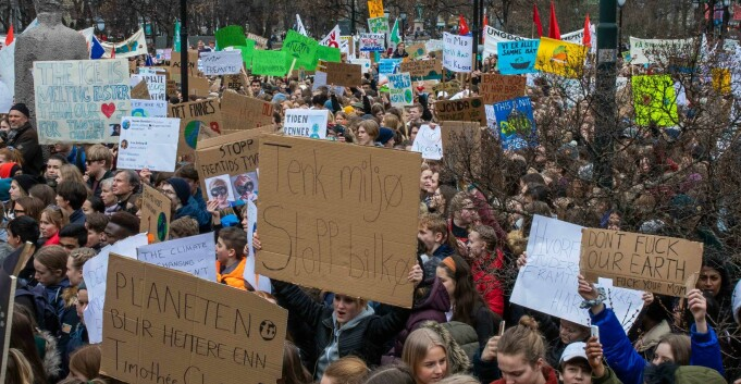Når skal akademikere streike for klimaet i vitenskapens navn?