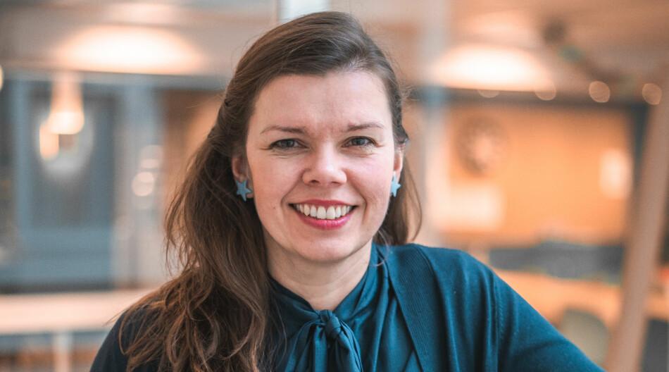 Bente Kalsnes blir ansatt på Høyskolen Kristiania fra 1. juni. Foto: Høyskolen Kristiania