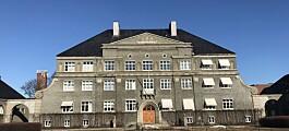 Byrådet i Oslo vil kjøpe det meste av den tidligere Veterinærhøgskolen