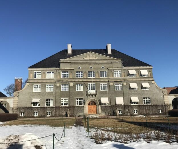 Veterinærhøgskolen blir foreslått som NRK-tomt