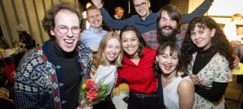 Venstrealliansen vant studentvalget