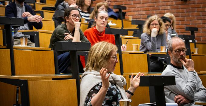 «Det er en overraskende liten interesse for mangfold ved Universitet i Oslo.»