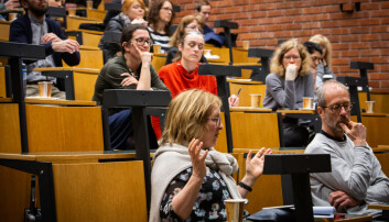 Strategidebatt: Prorektor Gro Bjørnerud Mo fikk mange utfordringer på mangfold