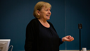 Marianne Nordli Hansen. Foto: Runhild Heggem