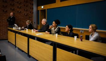 Innledere til strategidebatt om mangfold på HF, UiO