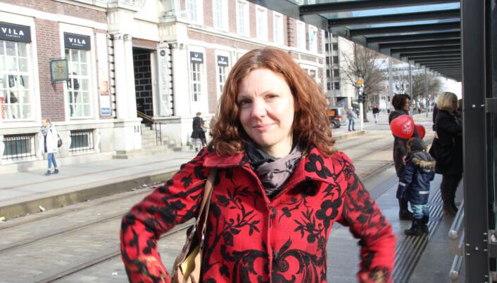 Det handler ikke om krenkelse, sier professor Jill Walker Rettberg. Foto: Hilde Kristin Strand
