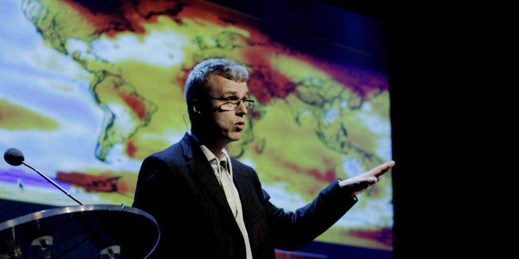 —Det er påfallende at det ikke er mer debatt om hvordan vi skal gjennomføre et grønt skifte. Vi trenger en organisasjon eller person som klarer å formidle det, sier professor Helge Drange ved Universitetet i Bergen.