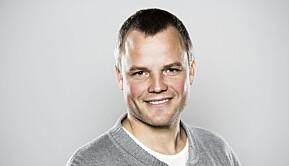 Klas Pettersen, direktør i Nora