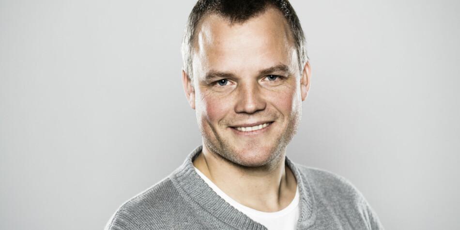 Klas Pettersen er ansatt som direktør for NORA. Foto: Gisle Bjørneby