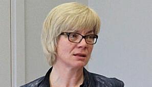 Anne Kari Botnmark, instituttleder ved Institutt for maritime operasjoner. Foto: USN