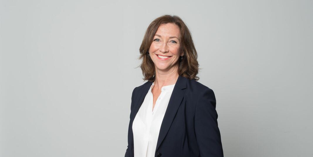 Forskningsinstituttet trekker tilbake 13 permitteringsvarsler. Avbildet er administrerende direktør i Norce, Elisabeth Maråk Støle.