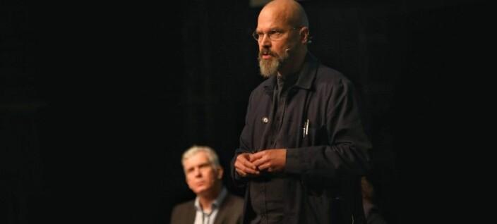 Det blei svensk rektor på Kunsthøgskolen i Oslo