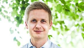 Gard Løken Frøvoll, leder av Velferdstinget i Oslo og Akershus. Foto: Rebekka Opsal
