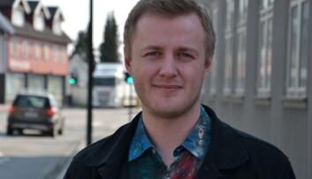Håkon Randgaard Mikalsen, NSO. Foto: Øystein Fimland