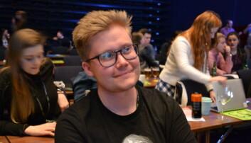 Johannes Saastad fra UiO: — Fikk vite mye om kandidatene.