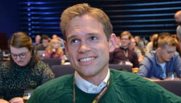 Eirik Søreide Hansen fra NTNU: — Kandidatene var skarpe og flinke