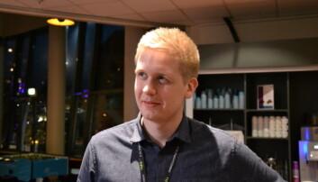 Gard Løken Frøvoll fra UiO: — Bedre enn forventet.
