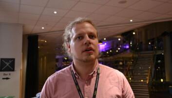 Trym Rimmen fra Høgskulen i Volda synest forskjellene mellom kandidatene kom godt fram under kveldens debatt.