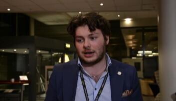 Jonas Økland fra BI: — Debatten hjalp meg å få et klarere syn på hva kandidatene mener,