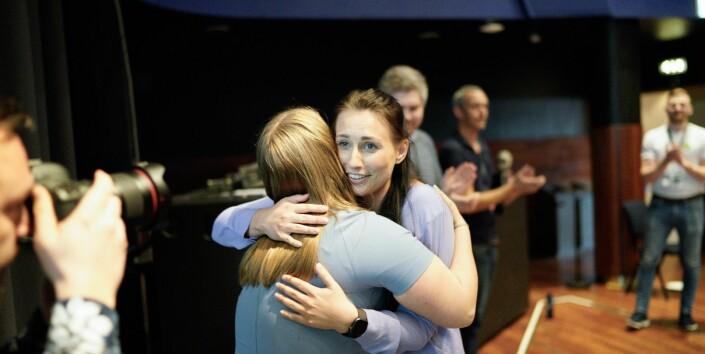 Marte Øien skal lede Norsk studentorganisasjon