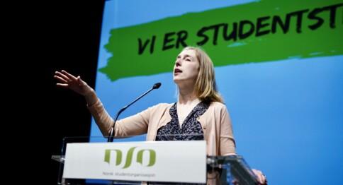 Nybø avviser studentkritikk: — Denne regjeringen satser på studentboliger