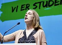Iselin Nybø: Lovfesting av studentombud til Stortinget denne uken