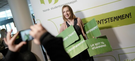 Nybø: Lovfesting av studentombud til Stortinget denne uken