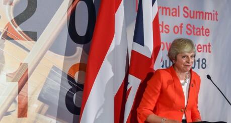 Norske forskarar kryssar fingrane for at Theresa May får til mjuk brexit
