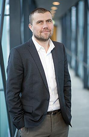 Dag Husebø, prorektor ved UiS. Foto: UiS