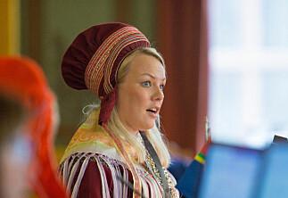 Vars valgt til rektor på Samisk høgskole
