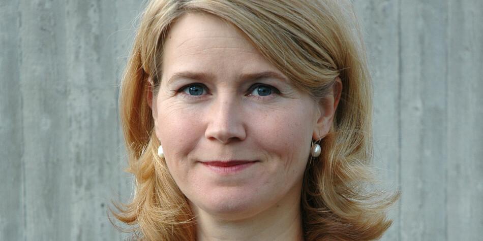 Professor Gro-Renée Rambø fikk flest stemmer av kandidatene fra faglig ansatte som stilte til valg ved Universitetet i Agder. Foto: UiA
