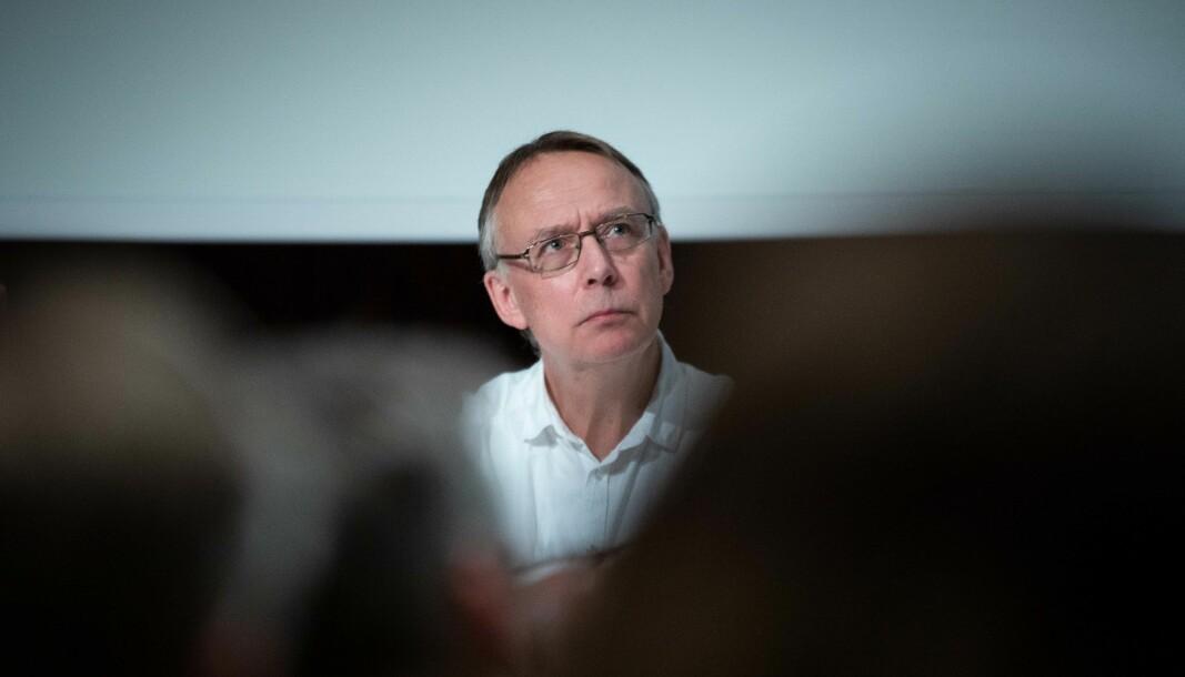 Forsker Jan Messel, OsloMet.