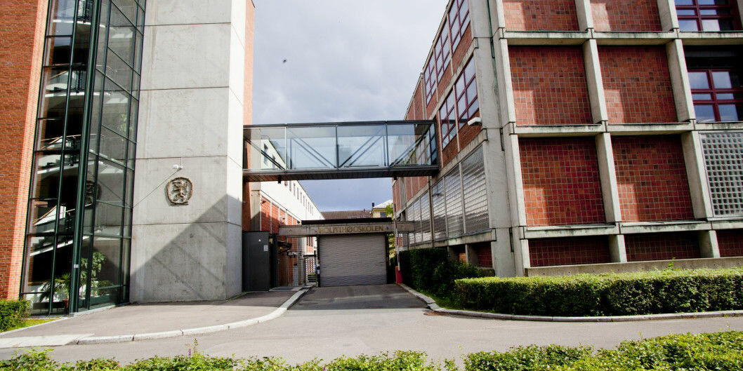 En politihøgskole i Moss bidra til regional utvikling i nye Viken og den nye storkommunen i Mosseregionen, skriver to stortingsrepresentanter fra Østfold. Foto: Sveinung Ystad/Politihøgskolen