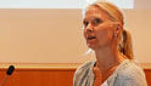 Hanne Greiff Johnsen. Foto: Marianne Johansen, Forskningsrådet