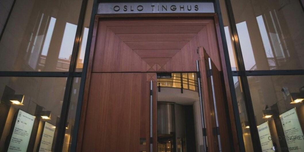 Den tidligere ansatte ved Meteorologisk institutt i Oslo ba i Oslo tingrett om millioner fra sin tidligere arbeidsgiver, og krevde dessuten at flere forskningsartikler måtte slettes. Foto: Nils Martin Silvola