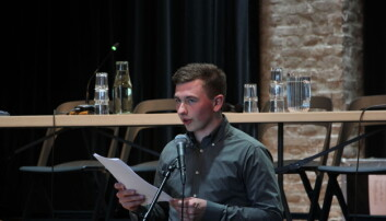 Studentleder Bjørn Olav Østby har ikke vært på utveksling. Han etterlyser mer forutsigbarhet. Foto: Hilde Kristin Strand