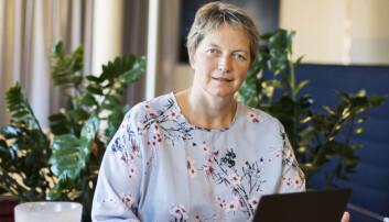Hanne Solheim Hansen, kst. rektor Nord universitet.