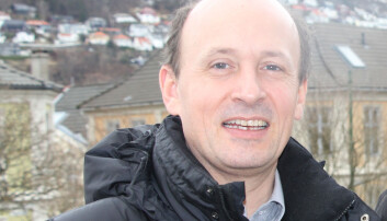 Dekan Karl Harald Søvig er fornøyd med at de har funnet en løsning som begge parter kan leve med.